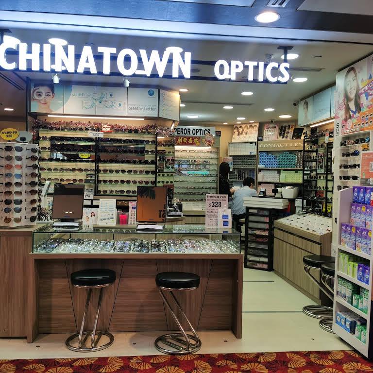 Chinatown Optics (Chinatown Point)
